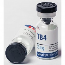 Canada Peptides Thymosin Beta TB 4 Tb 500 2 мг