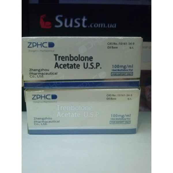 купить Trenbolone Acetate 10 ml x 100 mg/ml ZPHC Zhengzhou Pharmaceutical
