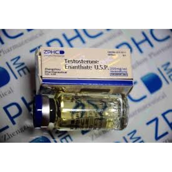 купить Testosterone Enanthate 10 ml x 250 mg/ml ZPHC Zhengzhou Pharmaceutical