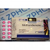 Methandienone 10mg/tablet 100 tablets/box ZPHC Zhengzhou Pharmaceutical