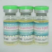 Testosterone SP ENANTHATE FORTE 500 мг/мл