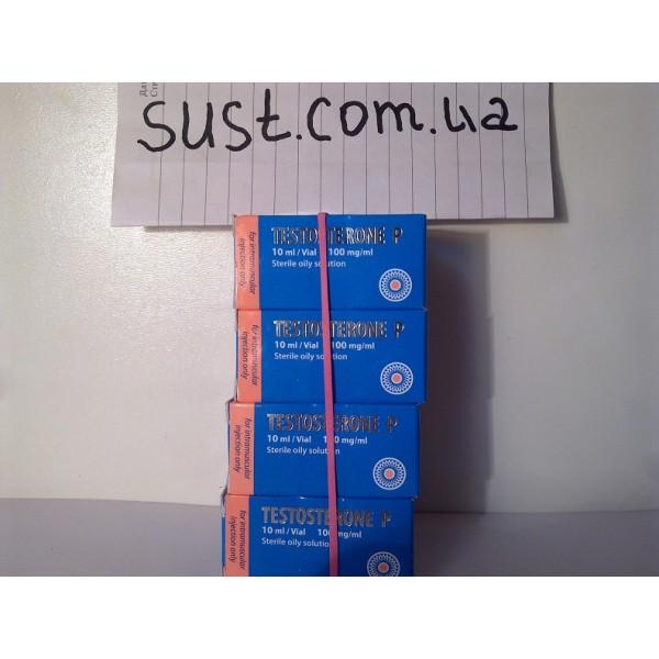 Купить Testosterone P 10 ml x 100 mg/ml